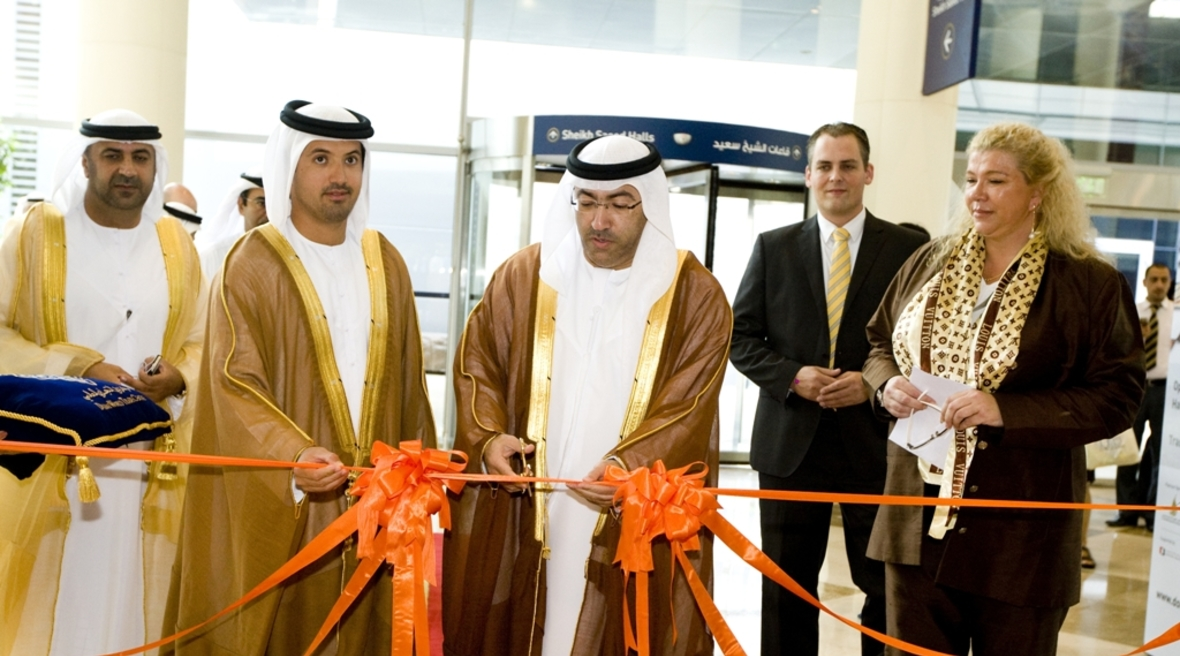 Pictures: Domotex Middle East 2011