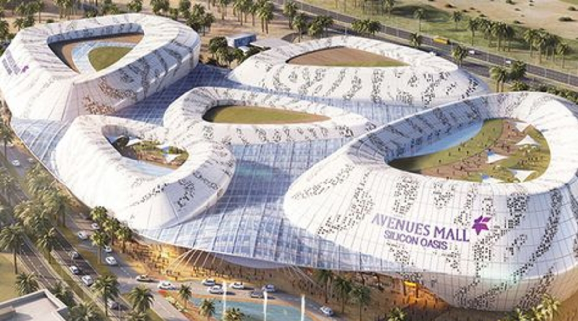 Interview: Silicon Oasis Mall by Design International features double skin facade, social sustainability, natural light