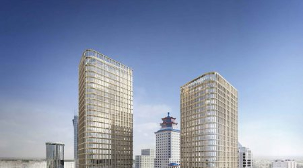 The Ritz-Carlton Astana opens in Kazakh capital