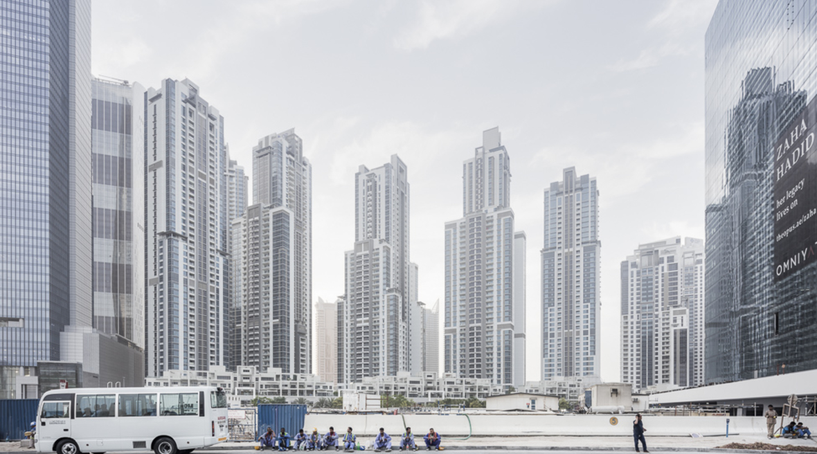 Dubai is a city for dinosaurs, not for human beings, says architect and urbanist Jan Gehl