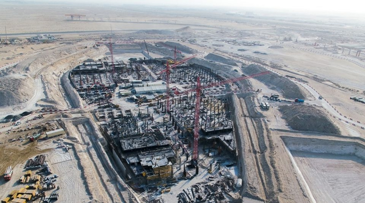 Siemens connects Expo 2020 Dubai buildings to IoT technology