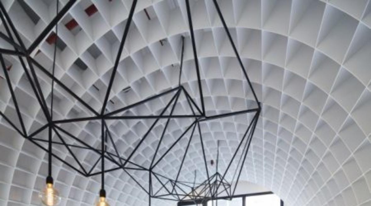 Studio Toggle-designed chocolate boutique in Kuwait mimics a cellular vault