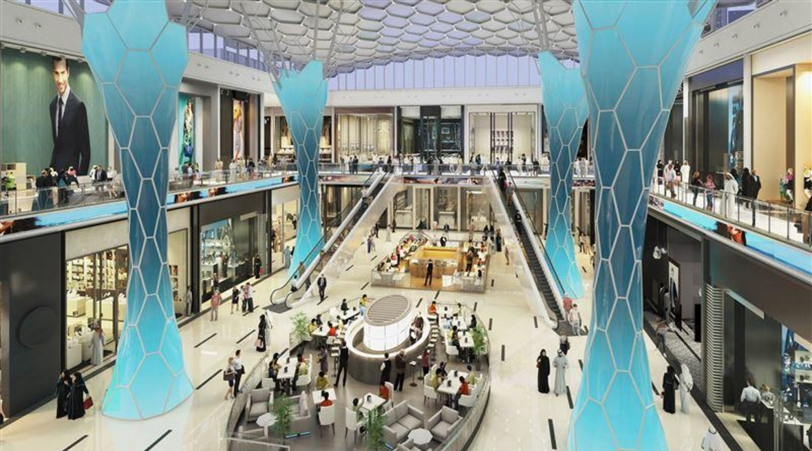 Nakheel finalises deal to build new Dubai mall