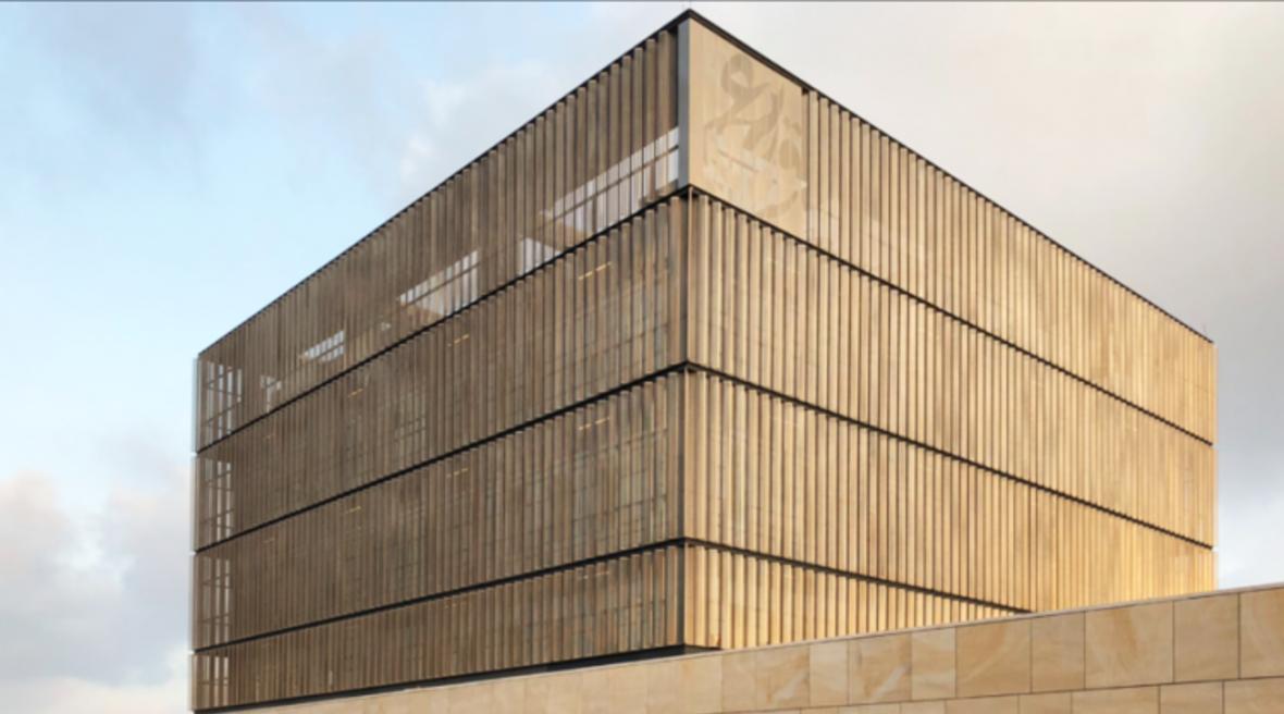 Palestine gets a $21m cultural complex designed by Donaire Architectos
