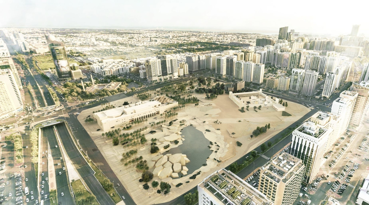 Al Hosn cultural site in Abu Dhabi to reopen in December following decades of renovations