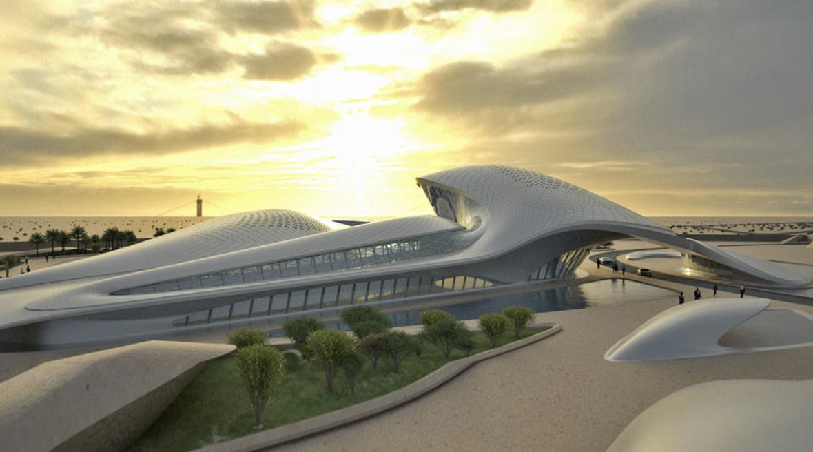 ZHA-designed Bee'ah headquarters in Sharjah set to become a fully-integrated AI building