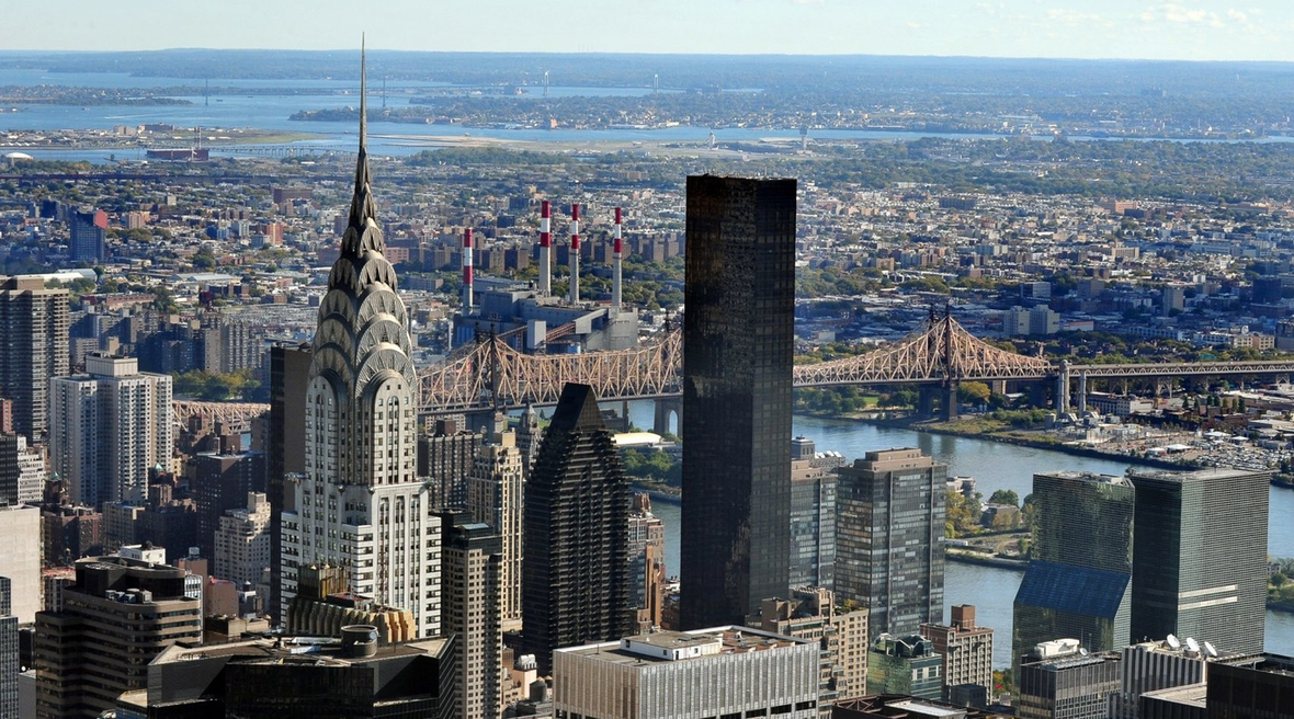 UAE sovereign wealth fund puts New York's Chrysler Building up for sale