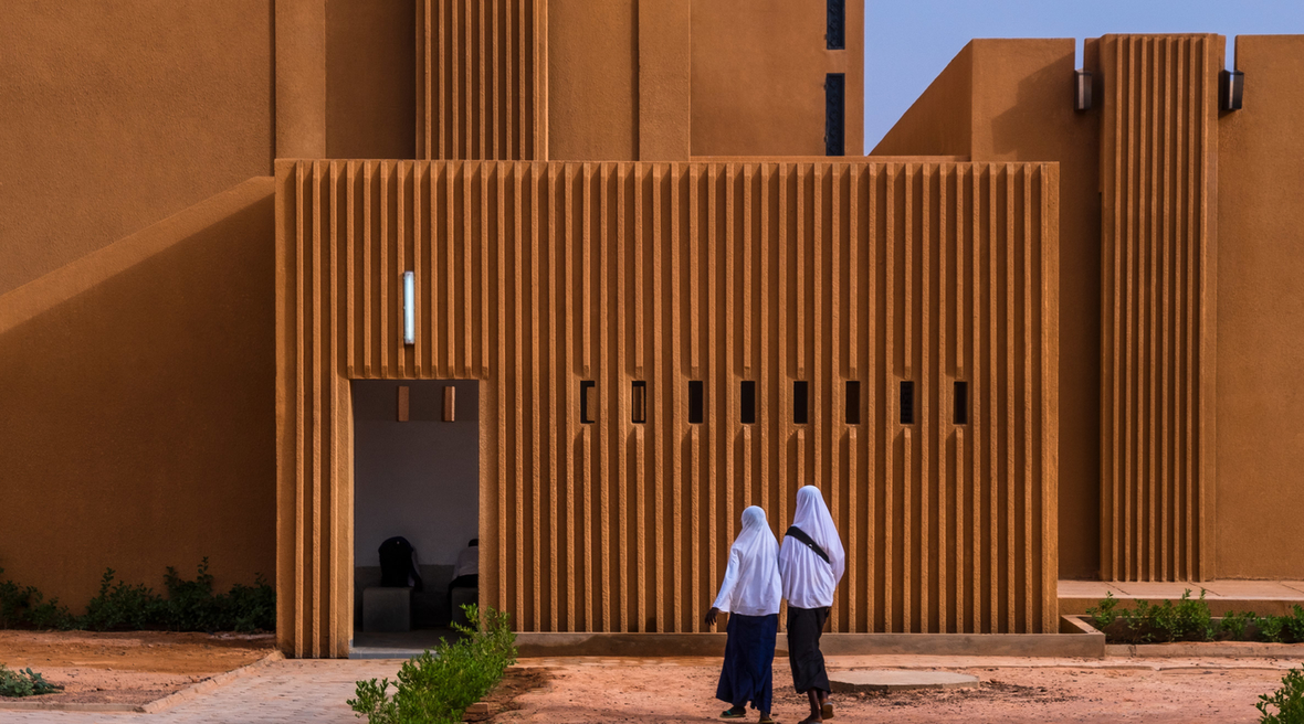 Top 10 contemporary mosques that challenge traditional Islamic architecture