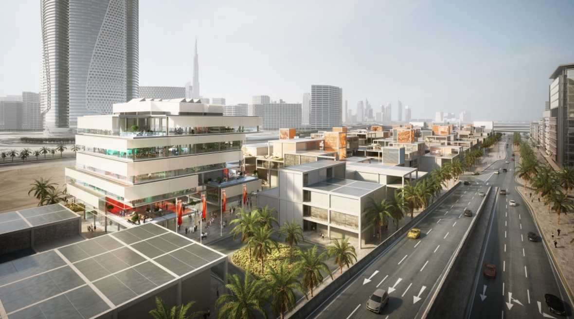 d3's Creative Community on hold, Foster + Partners confirms