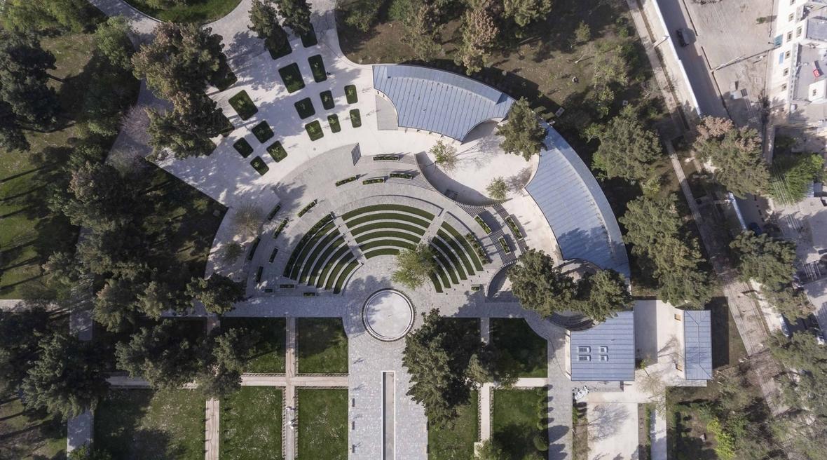 Aga Khan Trust for Culture rehabilitates a garden project in Kabul