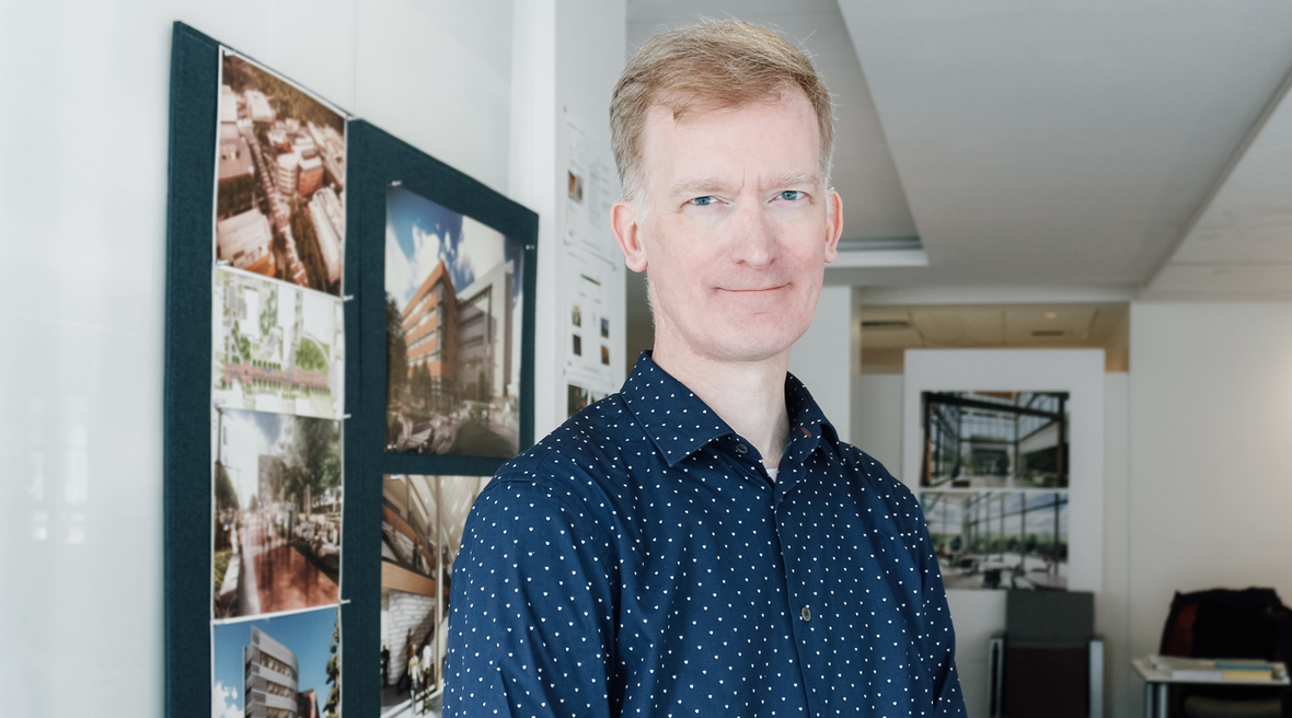 Perkins+Will appoints Morgan Fleming as design director of Dubai studio