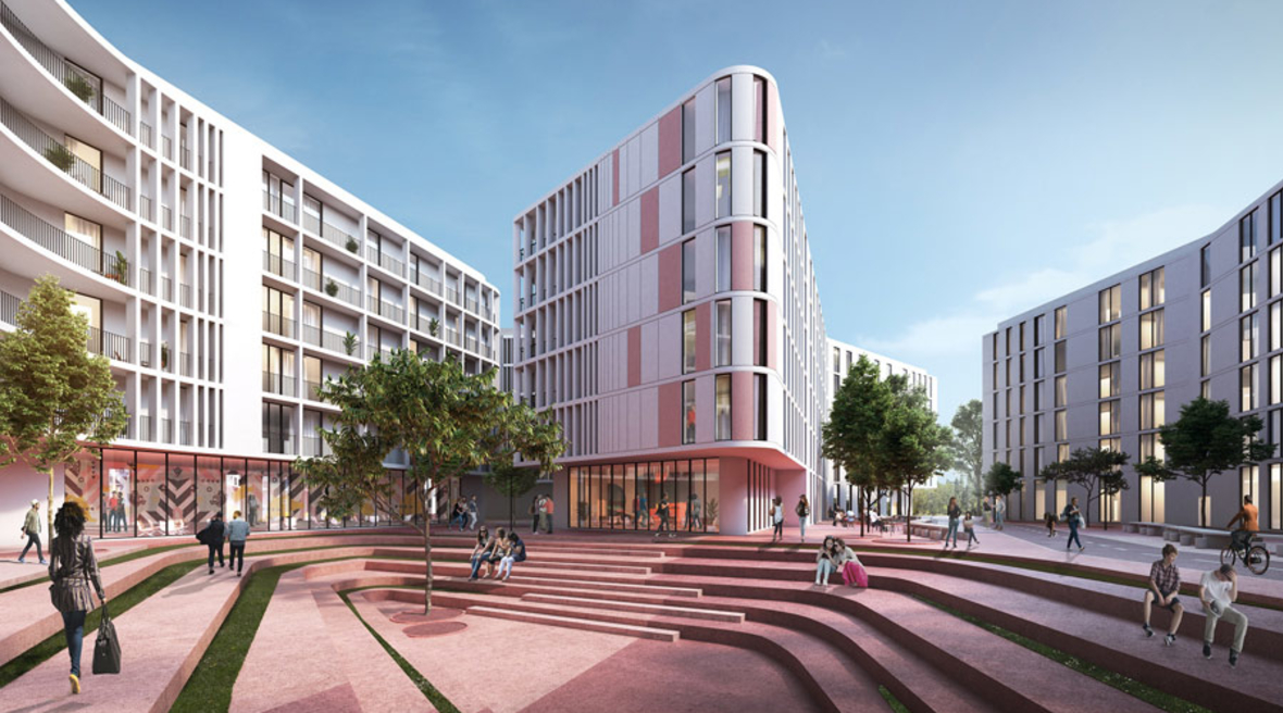 Arada's Aljada development in Sharjah to include student housing