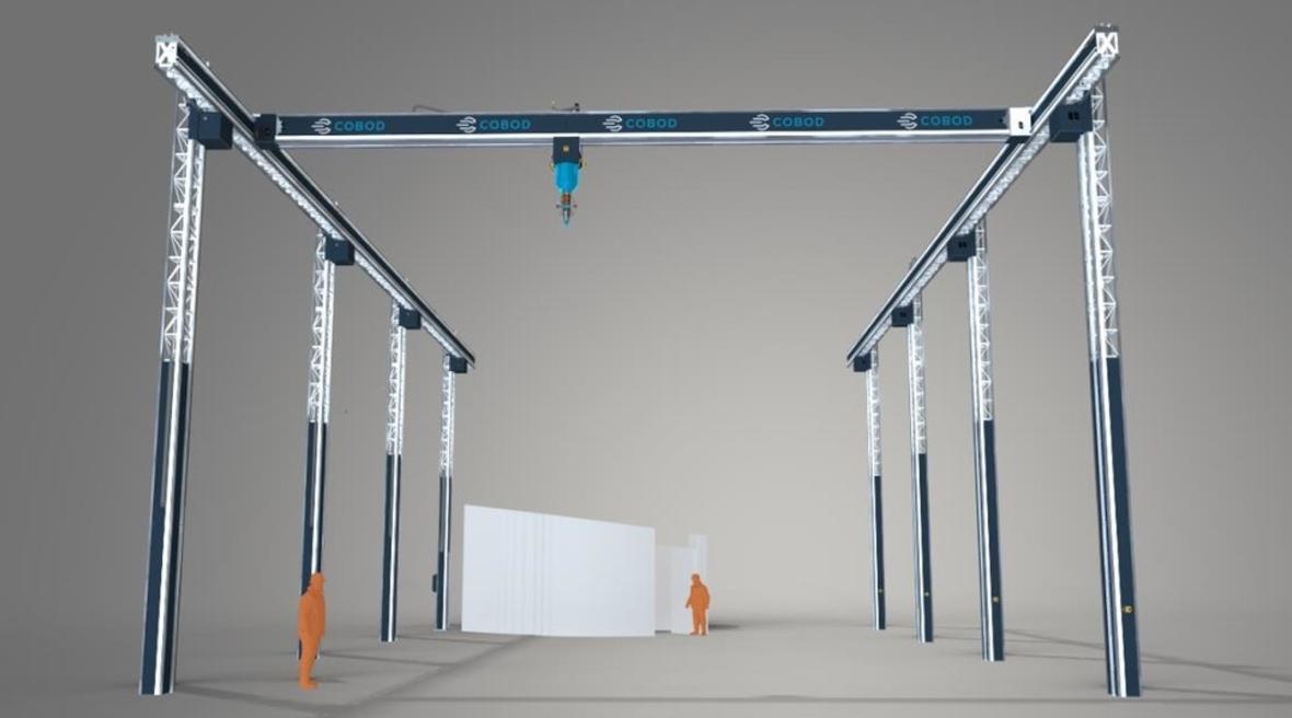 Saudi Arabia purchases  world's largest 3D printer