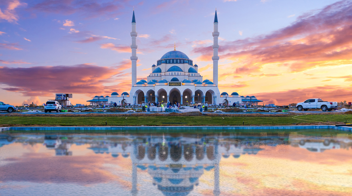 Ottoman-inspired Sharjah mosque by ATI designed to accommodate 30,000