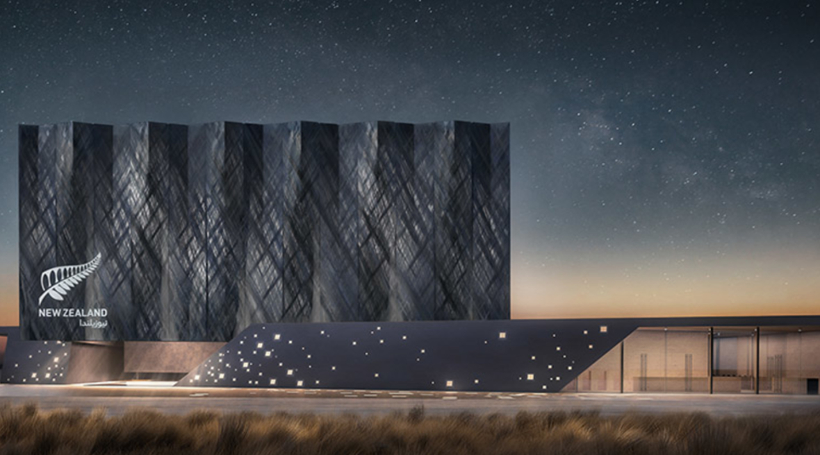 New Zealand Pavilion for Expo 2020 Dubai breaks ground
