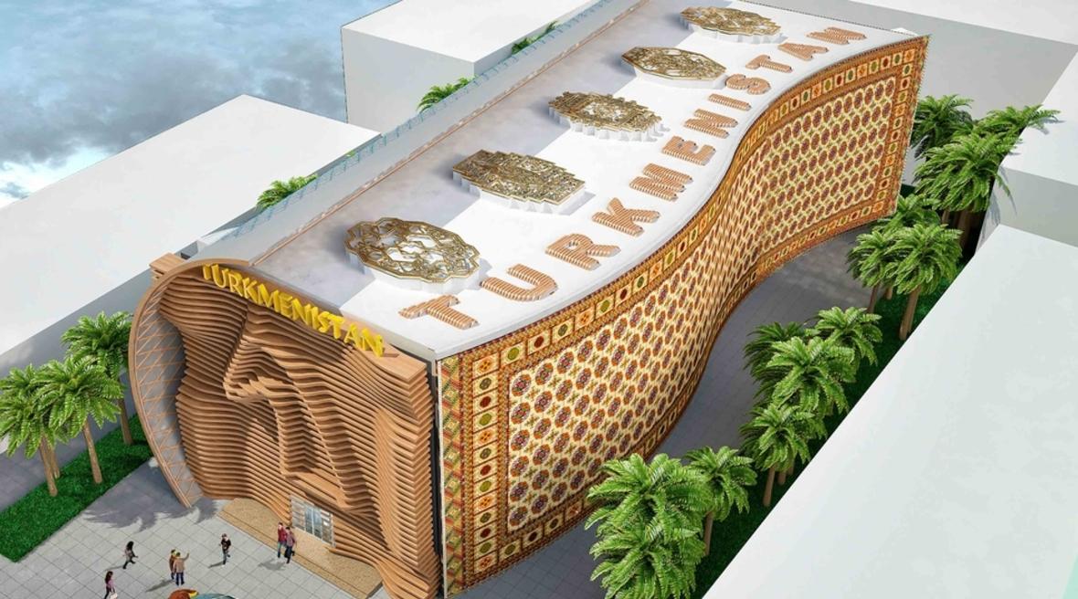 Turkmenistan pavilion for Expo 2020 Dubai to centre around national horse