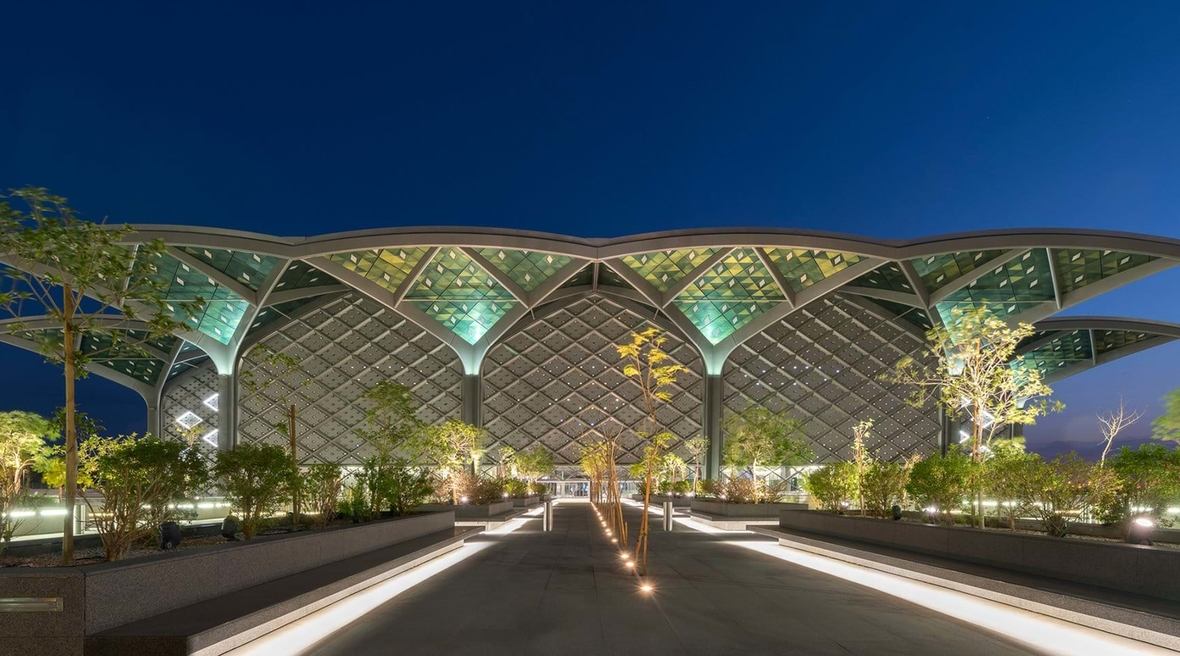 Foster + Partners-designed railway stations in Saudi Arabia reach completion