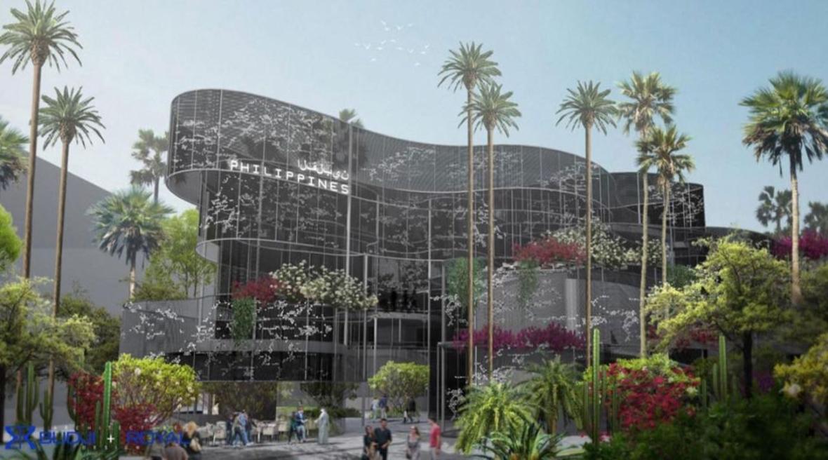 Philippines reveals 'bangkota' pavilion design for Expo 2020 Dubai