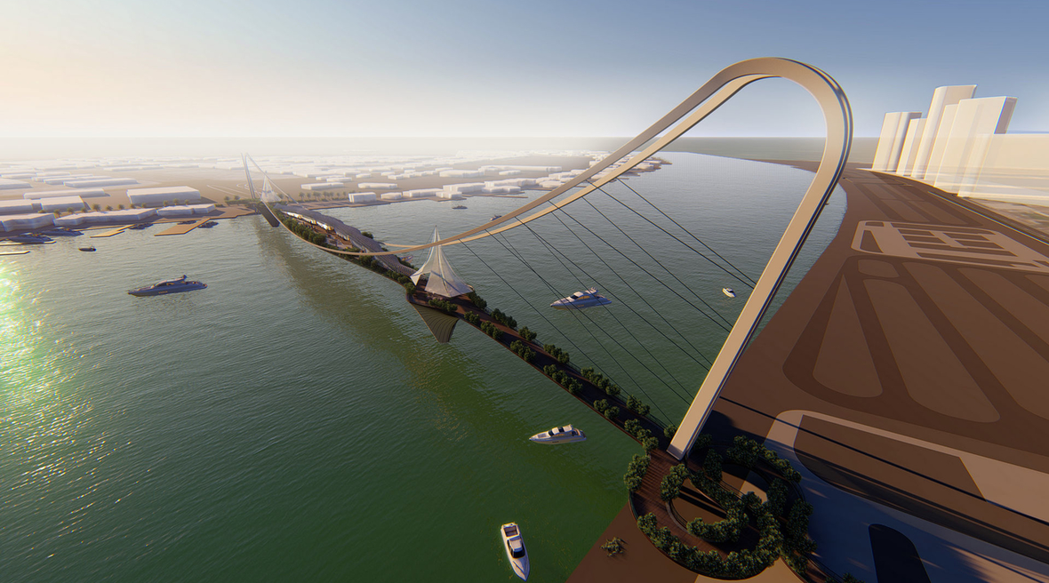 Architect behind Dubai's six new public realm projects revealed