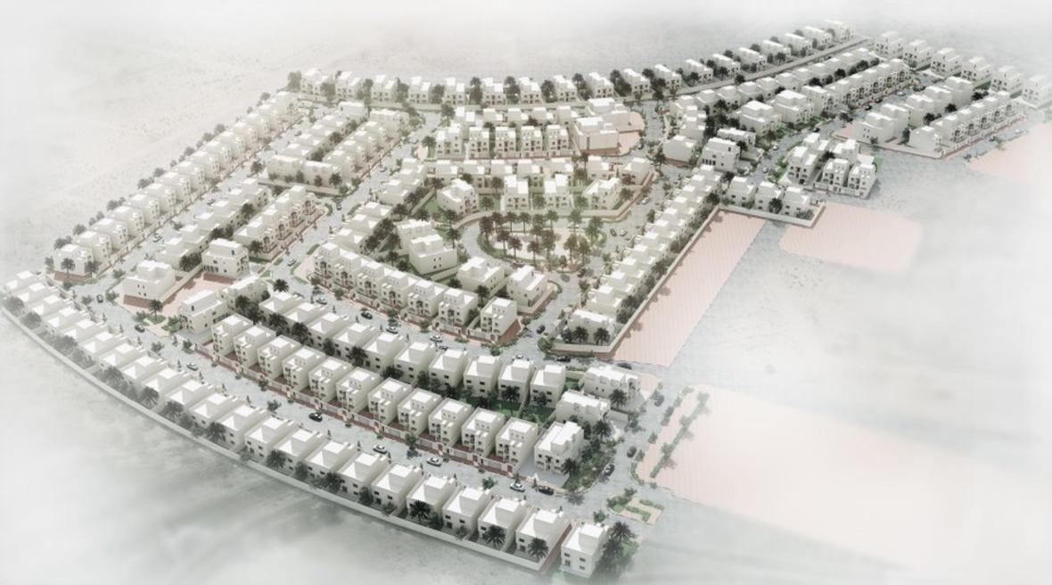 Dar Al-Omran-managed development in Saudi Arabia sees 72 villas reach completion