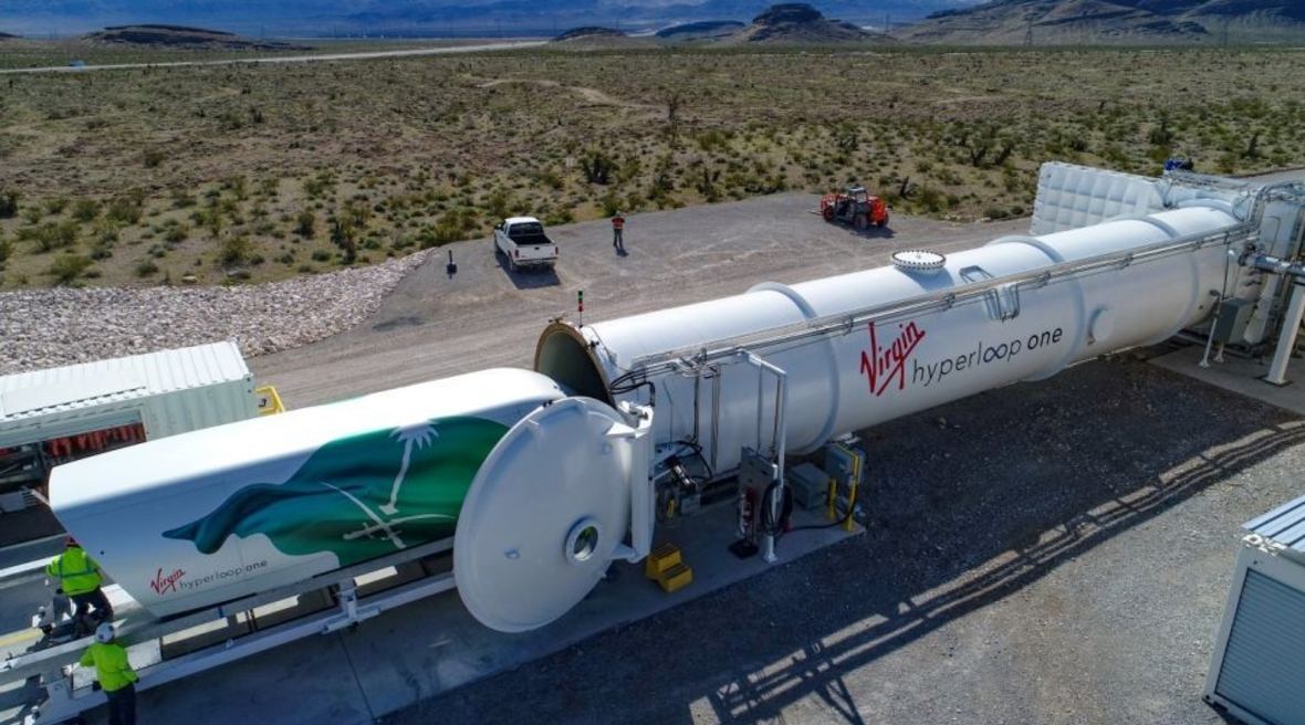 World's longest hyperloop test track to be set up in Saudi Arabia