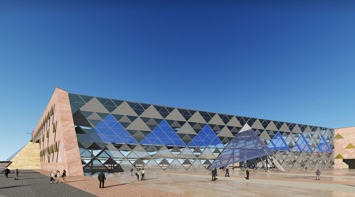 Heneghan Peng to design largest archeological museum in Egypt