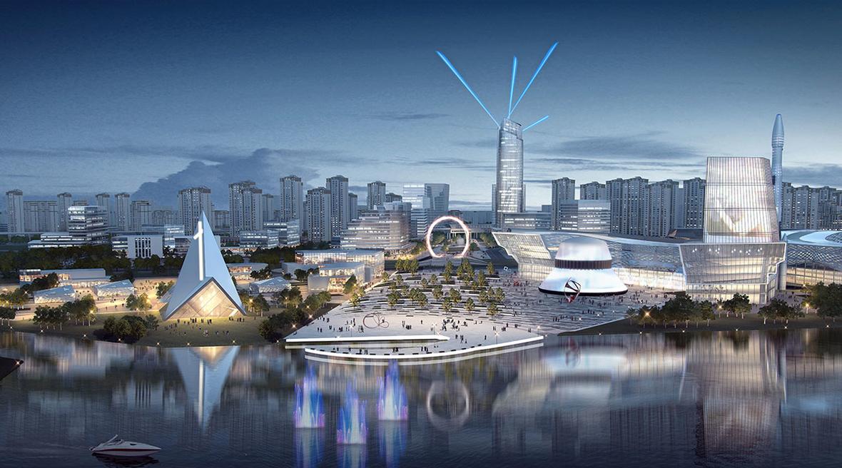 LWK+Partners'  address minimising the impact of waterfront developments
