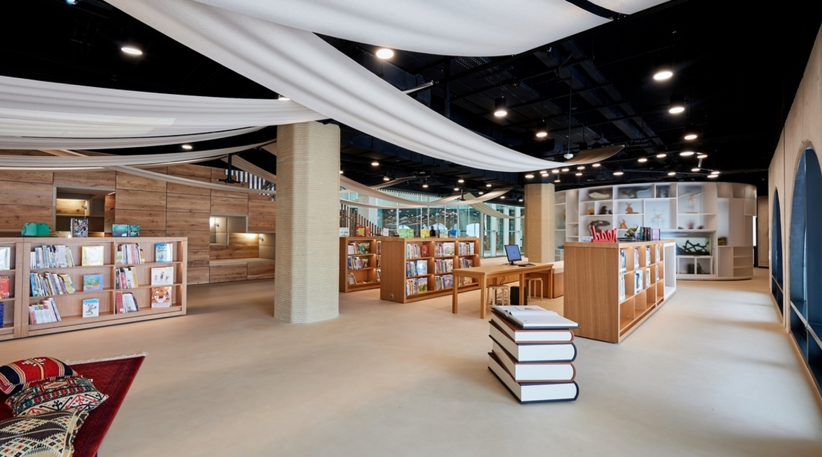 Cultural Foundation opens in Abu Dhabi following 10-year renovation works