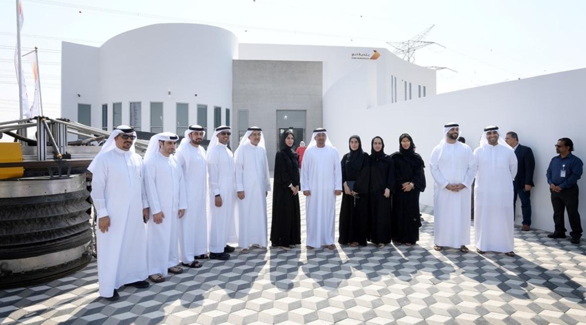 Dubai unveils record-breaking 3D printed building