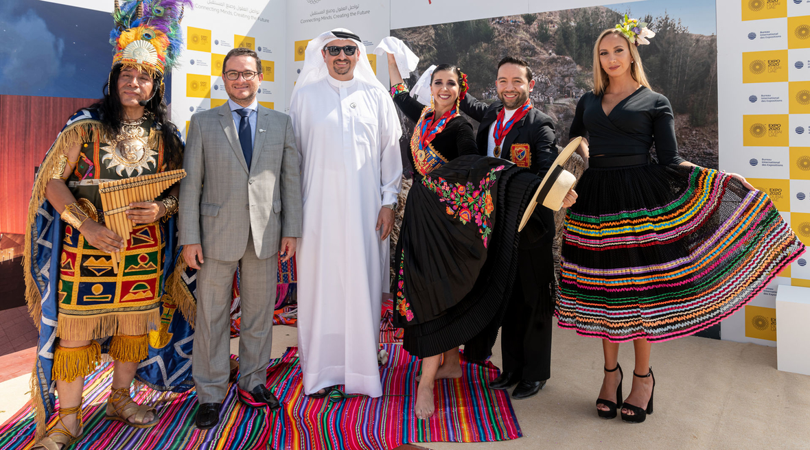 Peru breaks ground on Expo 2020 Dubai pavilion