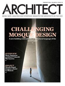 Architect Middle East - February 2019