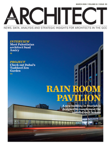 Architect Middle East - March 2019