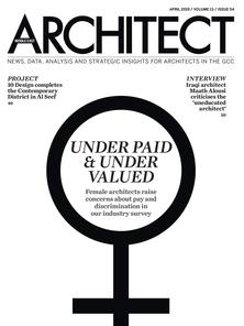 Architect Middle East - April 2019