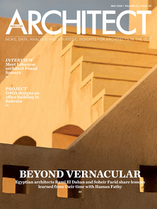 Architect Middle East - May 2019