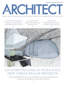 Architect Middle East - July 2019