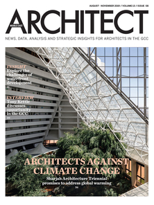 Architect Middle East - August 2019