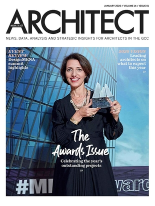 Middle East Architect - January 2020