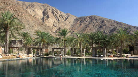 Six Senses Spa, Zighy Bay, Oman, wins best design at Middle East Spa Awards