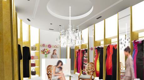 Dabbagh Architects designs boutique for Effa Fashion