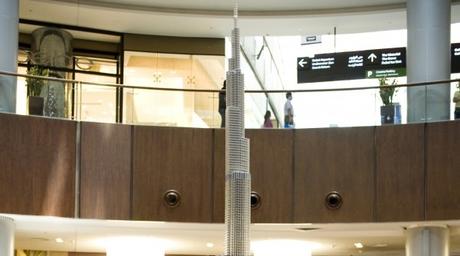 In Pictures: LEGO Burj Khalifa