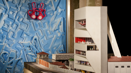 OMA collaborates with Prada and the Hermitage at Venice Biennale