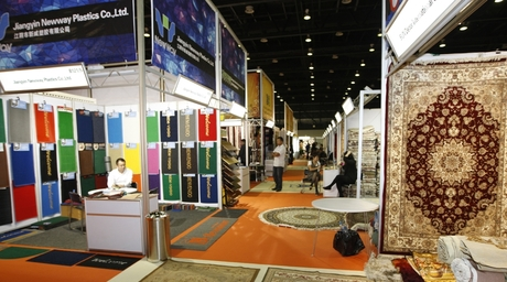 Green flooring products a trend at Domotex Middle East