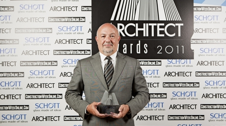 SOM's Efstathiou crowned Architect of the Year