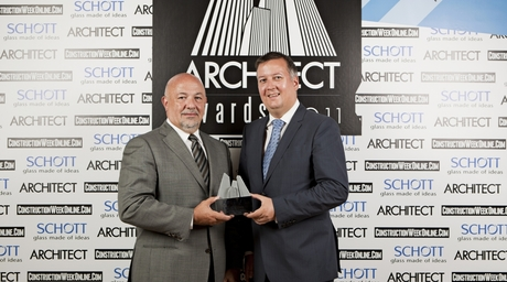 Rolex Tower wins Overall Project of the Year 2011
