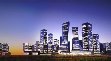 Mumbai masterplan project handed to Aedas