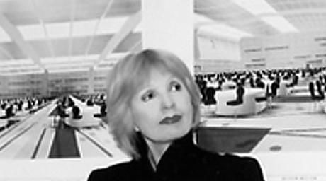SOM's Nada Andric in Interior Design Hall of Fame
