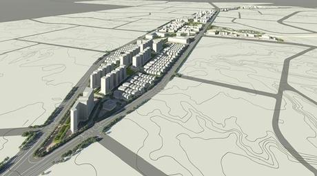 RMJM masterplans new city for Pakistan