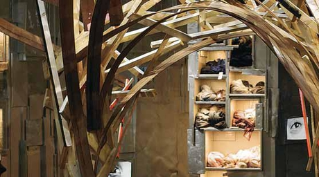 Lighting trends in retail design explored by Zumtobel