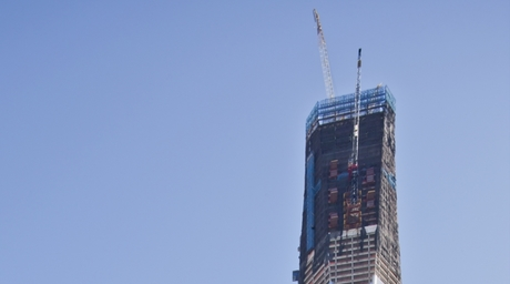 Video: The Building of One World Trade Centre