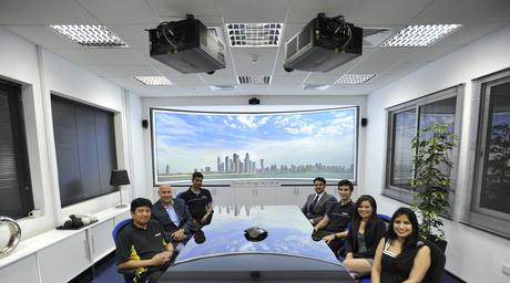 Christie Digital Systems moves to Dubai Silicon Oasis